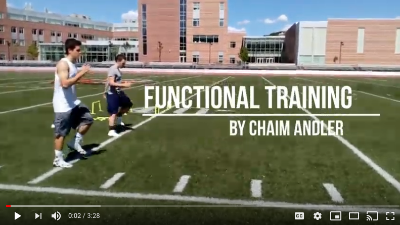 Functional Training by Chaim Andler